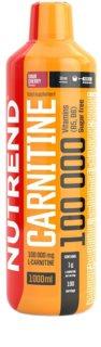 Nutrend Carnitine 100 000 spalovač tuků  višeň