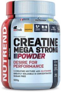Nutrend CREATINE MEGA STRONG POWDER podpora sportovního výkonu  pineapple