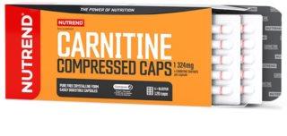 Nutrend CARNITINE COMPRESSED CAPS spalovač tuků