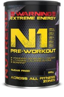 Nutrend N1 podpora sportovního výkonu  black currant
