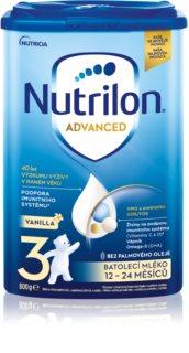 Nutrilon 3 Vanilka batolecí mléko s příchutí vanilky