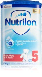 Nutrilon 5 dětské mléko od 36. měsíce