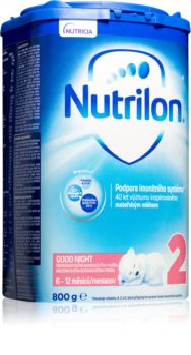 Nutrilon Nutrilon 2 Good night pokračovací kojenecké mléko