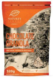 Nutrisslim Chocolate Granola BIO granola v BIO kvalitě příchuť chocolate