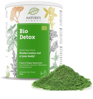 Nutrisslim Detox Supermix BIO prášek na přípravu nápoje s detoxikačním účinkem