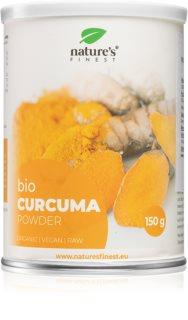 Nutrisslim Curcuma Powder BIO koření jednodruhové v BIO kvalitě