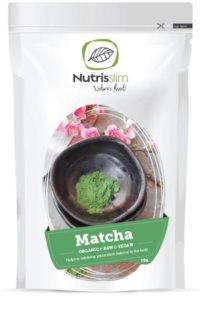 Nutrisslim Matcha Powder BIO zelený čaj v BIO kvalitě