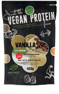 Nutrisslim Vegan Protein Pudding směs na přípravu pudingu s proteinem příchuť vanilla