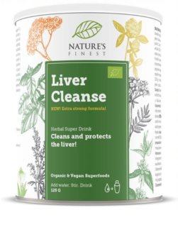 Nutrisslim Liver Cleanse prášek na přípravu nápoje pro očistu jater příchuť  orange