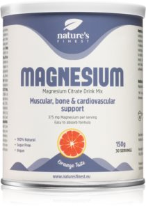 Nutrisslim Magnesium Citrate podpora spánku a regenerace příchuť orange