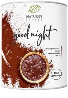 Nutrisslim Good Night BIO prášek na přípravu nápoje pro klidný spánek