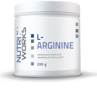 Nutriworks L-Arginine regenerace svalů