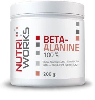 Nutriworks Beta-Alanine podpora sportovního výkonu