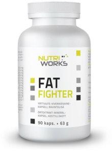 Nutriworks Fat Fighter spalovač tuků