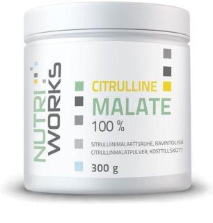 Nutriworks Citruline Malate podpora oddálení únavy
