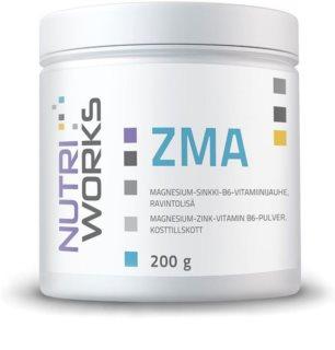 Nutriworks ZMA podpora tvorby svalové hmoty