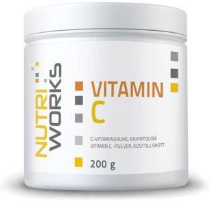 Nutriworks Vitamin C podpora sportovního výkonu a regenerace