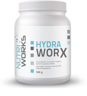 Nutriworks Hydra Worx sportovní nápoj s elektrolyty v prášku