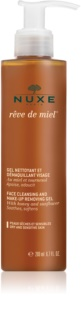 Nuxe Rêve de Miel gel za čišćenje za osjetljivu i suhu kožu lica
