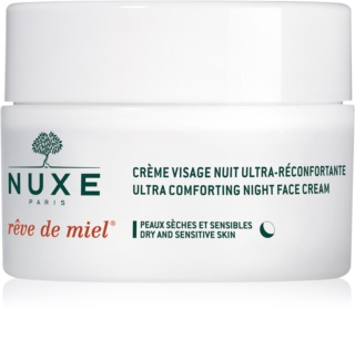 Nuxe Rêve de Miel Ultra Comfortable Face Cream For Dry Skin