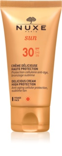 Nuxe Sun Ansigtssolcreme  SPF 30