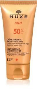 Nuxe Sun crema solar facial SPF 50