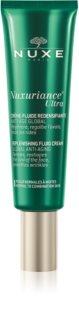 Nuxe Nuxuriance Ultra crema fluida de intinerire pentru piele normala si mixta
