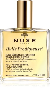 Nuxe Huile Prodigieuse multifunktionales Trockenöl für Gesicht, Körper und Haare