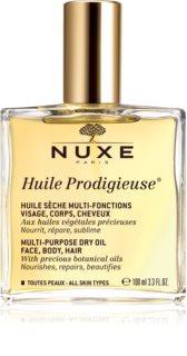 Nuxe Huile Prodigieuse πολυλειτουργικό ξηρό λάδι Για  πρόσωπο, σώμα και μαλλιά