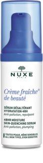 Nuxe Crème Fraîche de Beauté serum hidratante y calmante