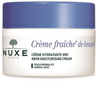 Nuxe Crème Fraîche de Beauté crema hidratante para pieles normales
