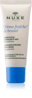 Nuxe Crème Fraîche de Beauté 24hr Soothing And Moisturizing Cream For Dry To Very Dry Skin