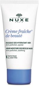 Nuxe Crème Fraîche de Beauté mascarilla hidratante