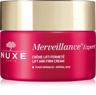 Nuxe Merveillance Expert crème de jour liftante et raffermissante pour peaux normales