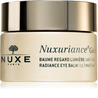 Nuxe Nuxuriance Gold baume yeux illuminateur