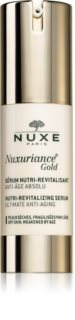 Nuxe Nuxuriance Gold serum facial revitalizante con efecto nutritivo