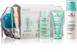 Nuxe Aquabella poklon set I. (za mješovitu kožu lica) za žene