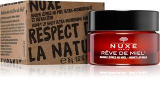 Nuxe Rêve de Miel ultra hranilni in regeneracijski balzam za ustnice z medom