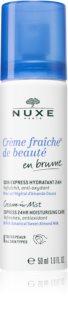 Nuxe Crème Fraîche de Beauté освежаващ хидратиращ крем в спрей