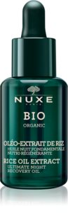 Nuxe Bio Regenerating Night Serum for Normal to Dry Skin