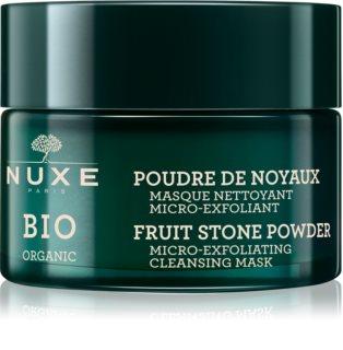 Nuxe Bio exfoliačná maska pre všetky typy pleti