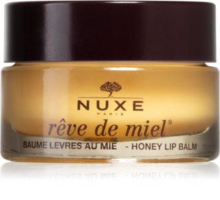Nuxe Rêve de Miel odżywczy balsam do ust z miodem
