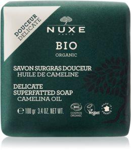 Nuxe Bio Organic Săpun nutritiv delicat suplimentar