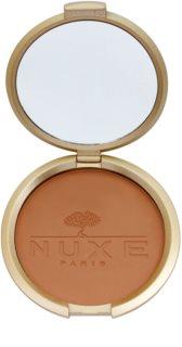 Nuxe Éclat Prodigieux kompakter, bronzierender Puder Für Gesicht und Körper
