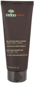 Nuxe Men Multi - Use Shower Gel For All Types Of Skin