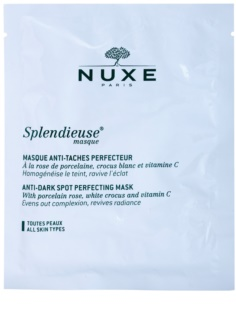Nuxe Splendieuse маска против пигментных пятен
