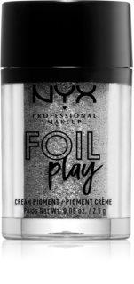 NYX Professional Makeup Foil Play бляскав пигмент