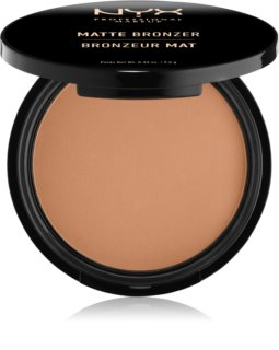 NYX Professional Makeup Matte Bronzer бронзант