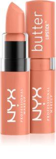 NYX Professional Makeup Butter Lipstick krémová rtěnka
