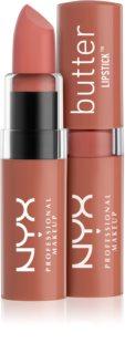 NYX Professional Makeup Butter Lipstick rouge à lèvres crémeux